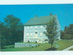 Pre-1980 MILITARY SCENE Martinsburg West Virginia WV AF8113