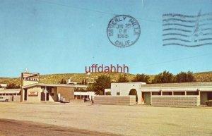 PUEBLO MOTEL, WHITE'S CITY, NM. 1966 photo by Herman Hemler