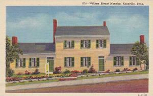 William Blount Mansion, Knoxville, Tennessee, 1930-1940s