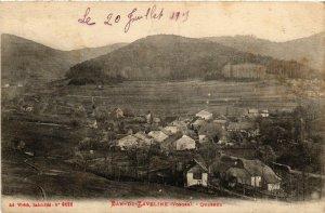 CPA BAN-de-LAVELINE - Quebrux (455893)
