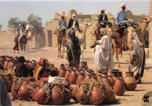 us7162 republique de tchad  folklore types costume kanem MAo