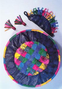 Penelope Smith Handbag Bag Leather Jewellery Hand Sewing Craft Photo Postcard