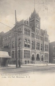 WATERTOWN , New York , PU-1909; City Hall