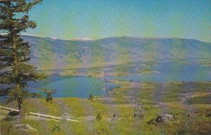 Canada Osoyoos from Richter Pass Highway British Columbia