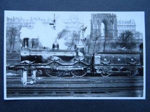 North British Railway NBR Steam Locomotive No.355 EDINBURGH at Waverley RP
