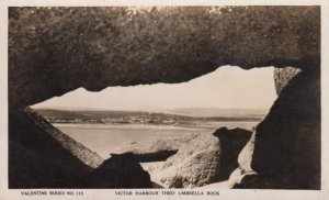 RP: Victor Harbour thro' Umbrella Rock , South Australia , 30-40s