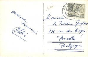 Pontresina m. Palu u. Roseggruppe Berg Mountain 1951