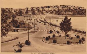 View Of The Promenade, Torquay (Devon), England, UK, 1910-1920s (2)