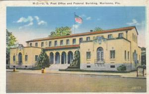 MARIANNA , Florida, 1930-40s ; U.S. Post Office and Federal Building
