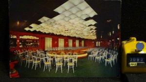 Grand Hotel Ritz Salon View Tiffany Prepared for Defilee High Fashion Show Rome