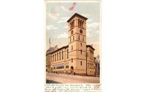 City Hall Utica, New York