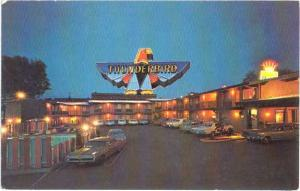 Thunderbird Lodge Spokane Washington WA, W 120 - 3rd Ave