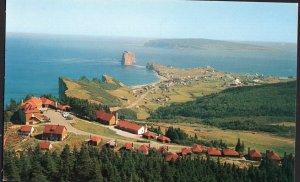 Quebec Peak O'Dawn and Perce' Village Bonaventure Island - Chrome 1950s-1970s