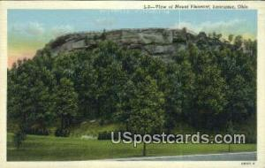 Mount Pleasant Lancaster OH Unused
