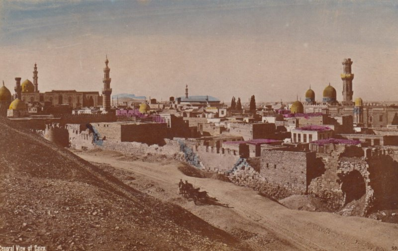 CAIRO , Egypt , 1900-10s ; General View