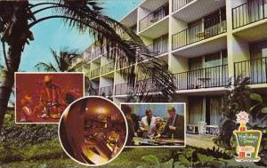 Curacao Holiday Inn 1975