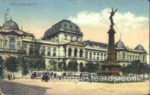 Universitat Wien - Vienna Austria 1913