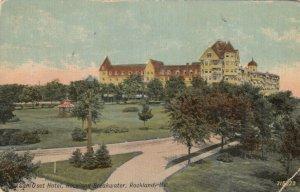 ROCKLAND , Maine , 1900-10s; Sam Oset Hotel, Rockland Breakwater