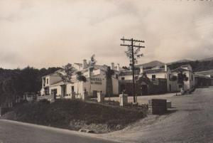 Malaga Terremolinos Hotel El Pinar Real Photo Postcard