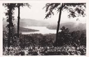 RP: Lake FT. SMITH , Mountainburg , Arkansas , 30-40s