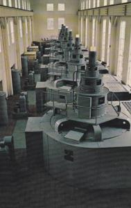 Power House , Elk Falls , Campbell River , B.C. , Canada , 40-60s
