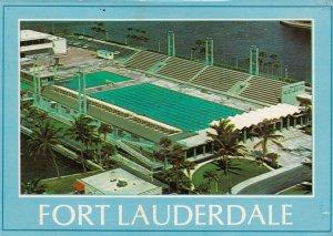 FORT LAUDERDALE, Florida, PU-1988; Hall of Fame Pool