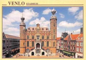 Netherlands Venlo Stadhuis en Markt Town Hall Front view Rathaus