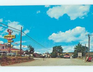 Pre-1980 MAGNETIC HILL INN MOTEL Moncton New Brunswick NB o0678