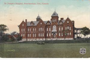St Joseph's Hospital , PETERBOROUGH , Ontario , Canada , PU-1909