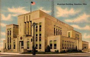 Ohio Hamilton Municipal Building