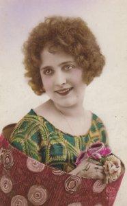 RP: Female Portrait , 1900-10s : #8