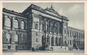 Austria Strassburg Universitaet
