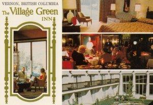 VERNON , B.C. , Canada , 1950-70s ; The Village Green Inn