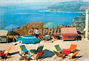 Postcard Modern Luci e Colori d Italia Capri the canzone dei cielo