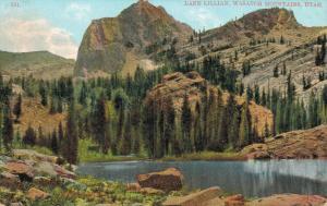 USA Lake Lillian Wasatch Mountains Utah 01.80