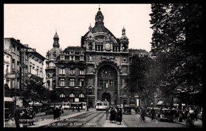 Avenue de Kayser et Gare Centrale,Antwerp,Belgium BIN