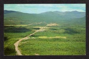 NH Aerial White Mts TWIN MOUNTAIN NEW HAMPSHIRE PC