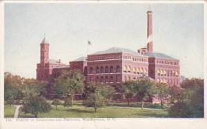 Washington DC Bureau Of Engraving And Printing