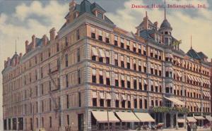 Denison Hotel, INDIANAPOLIS, Indiana, 1900-1910s