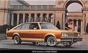 Postcard Post Card 1979 Century Limited Sedan