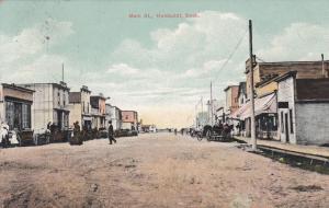 HUMBOLDT , Saskatchewan, Canada, 1900-10s ; Main Street