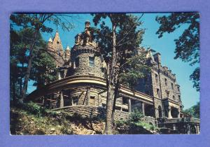 1000 Islands,Ontario,Canada Postcard,Boldt Castle/Heart Isl