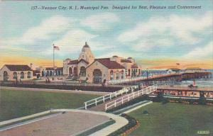 New Jersey Ventnor City Municipal Pier Curteich