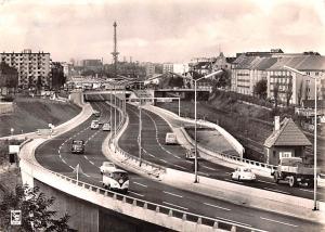 Berlin Germany Stadt Autobahn Berlin Stadt Autobahn