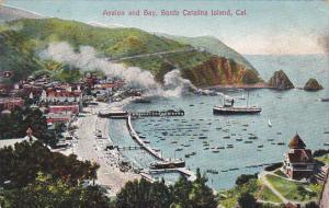 California Santa Catalina Island Avalon Bay