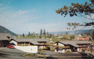 Slumber Lodge Motel, British Columbia, Canada, 1960-70s
