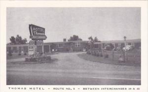 New York Camillus Thomas Motel Route no 5