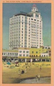 California Long Beach the Hilton Hotel