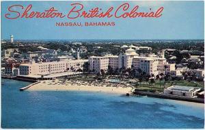 Sheraton-British Colonial Hotel - Nassau, Bahamas