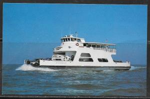 Ohio, Ferry from Marblehead to Kellys Island, unused